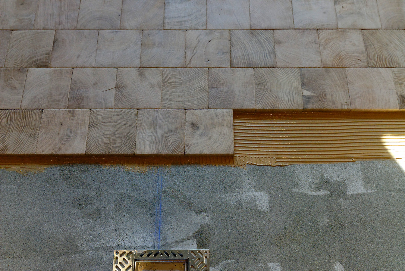 Atelier Des Granges French Parquet Laying Detail 836
