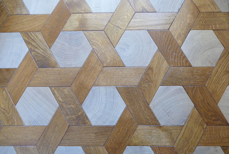 Atelier Des Granges French Parquet Parquet Floor End Grain