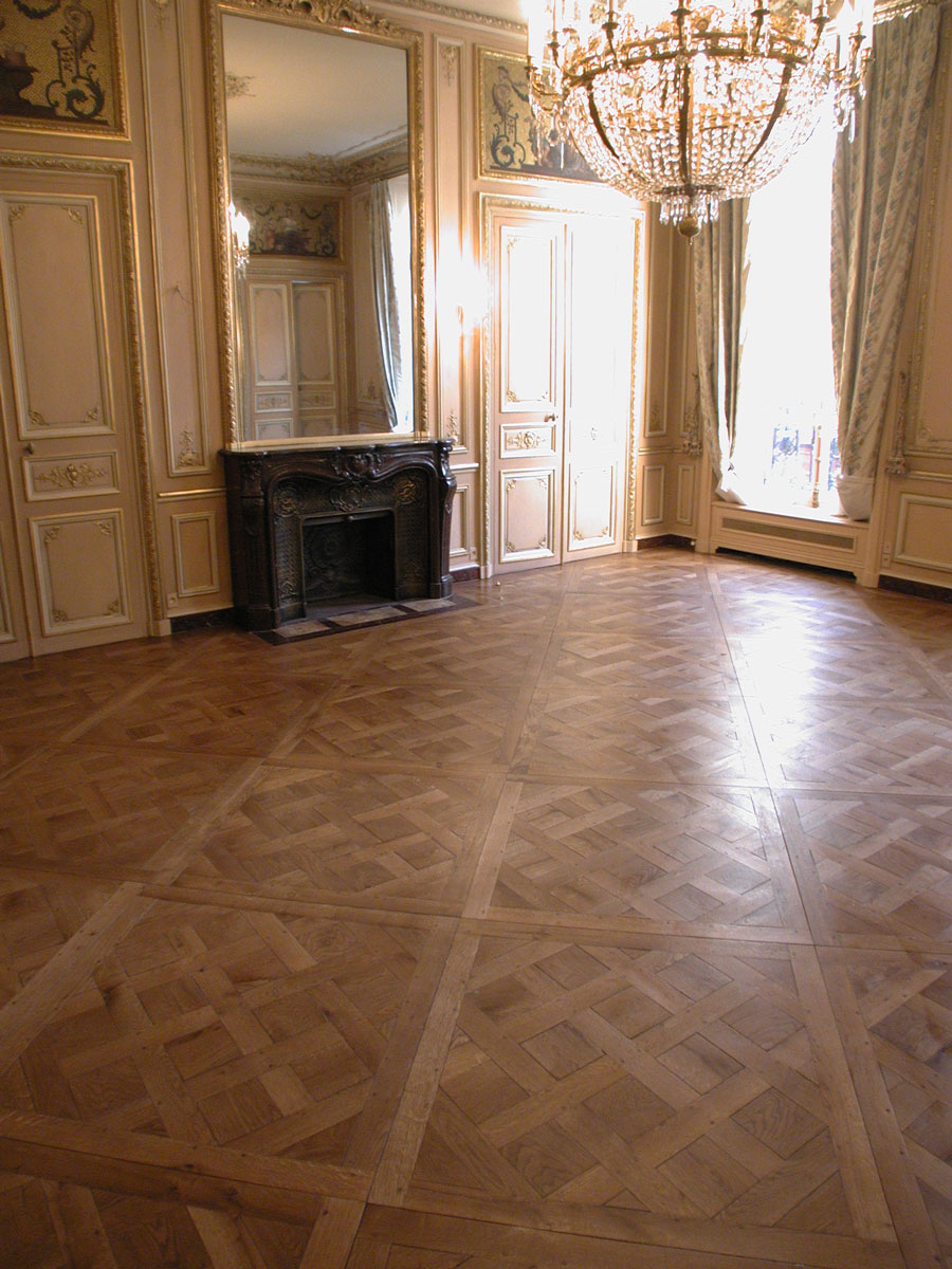 atelier des granges french parquet parquet de versailles 117. Black Bedroom Furniture Sets. Home Design Ideas