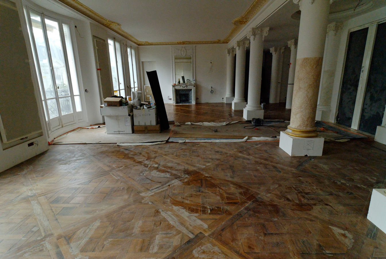 dalle parquet gerflor estimation cout travaux charleville m zi res soci t ktlyhs. Black Bedroom Furniture Sets. Home Design Ideas