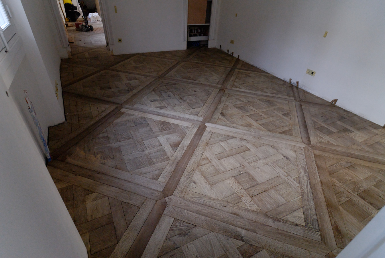 atelier des granges french parquet the laying of. Black Bedroom Furniture Sets. Home Design Ideas