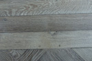 French parquet oak grey leached