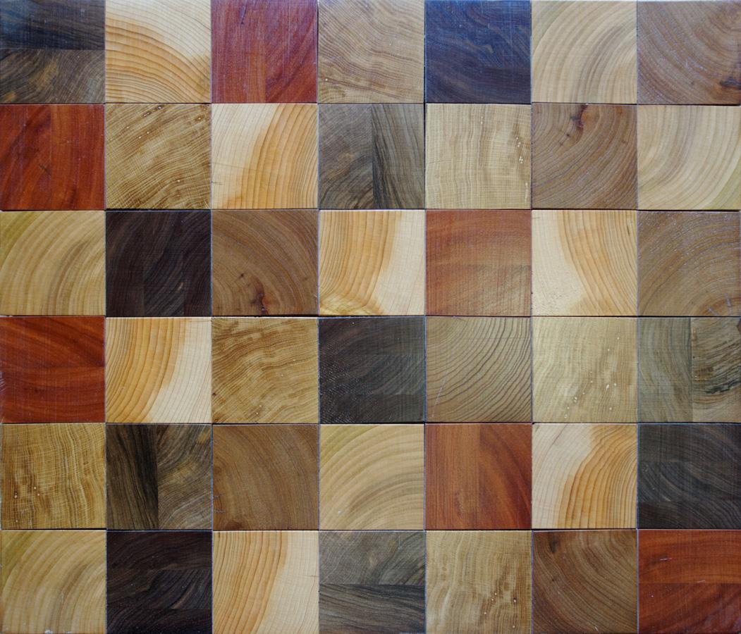 diff rentes essences de bois pour ces pav s variations sur le parquet pavage en bois debout. Black Bedroom Furniture Sets. Home Design Ideas