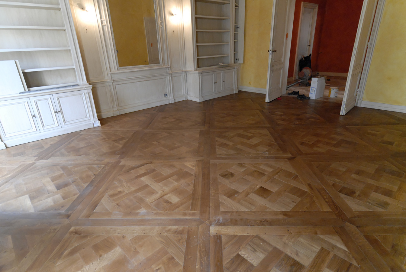 autre vue g n rale parquet panneaux versailles et parquet foug re bordeaux n 864. Black Bedroom Furniture Sets. Home Design Ideas