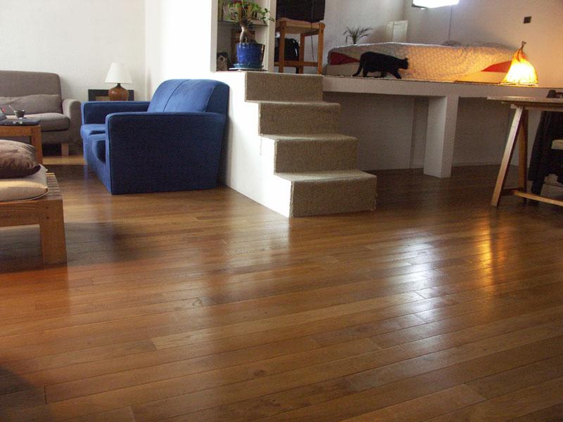 parquet ch ne parquet en ch ne dans un canut lyonnais n 10. Black Bedroom Furniture Sets. Home Design Ideas