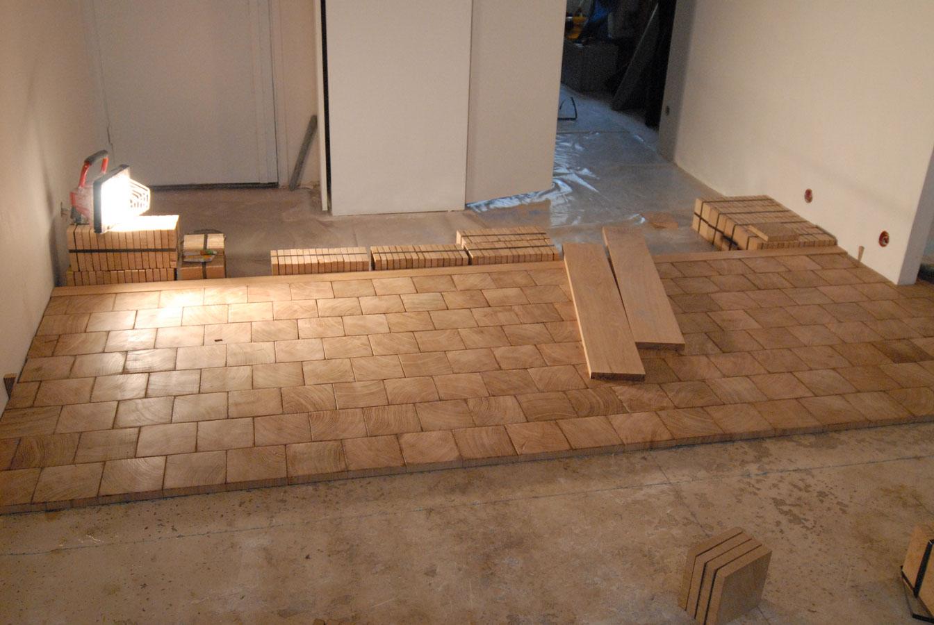 Atelier Des Granges French Parquet Pose Stuck 471