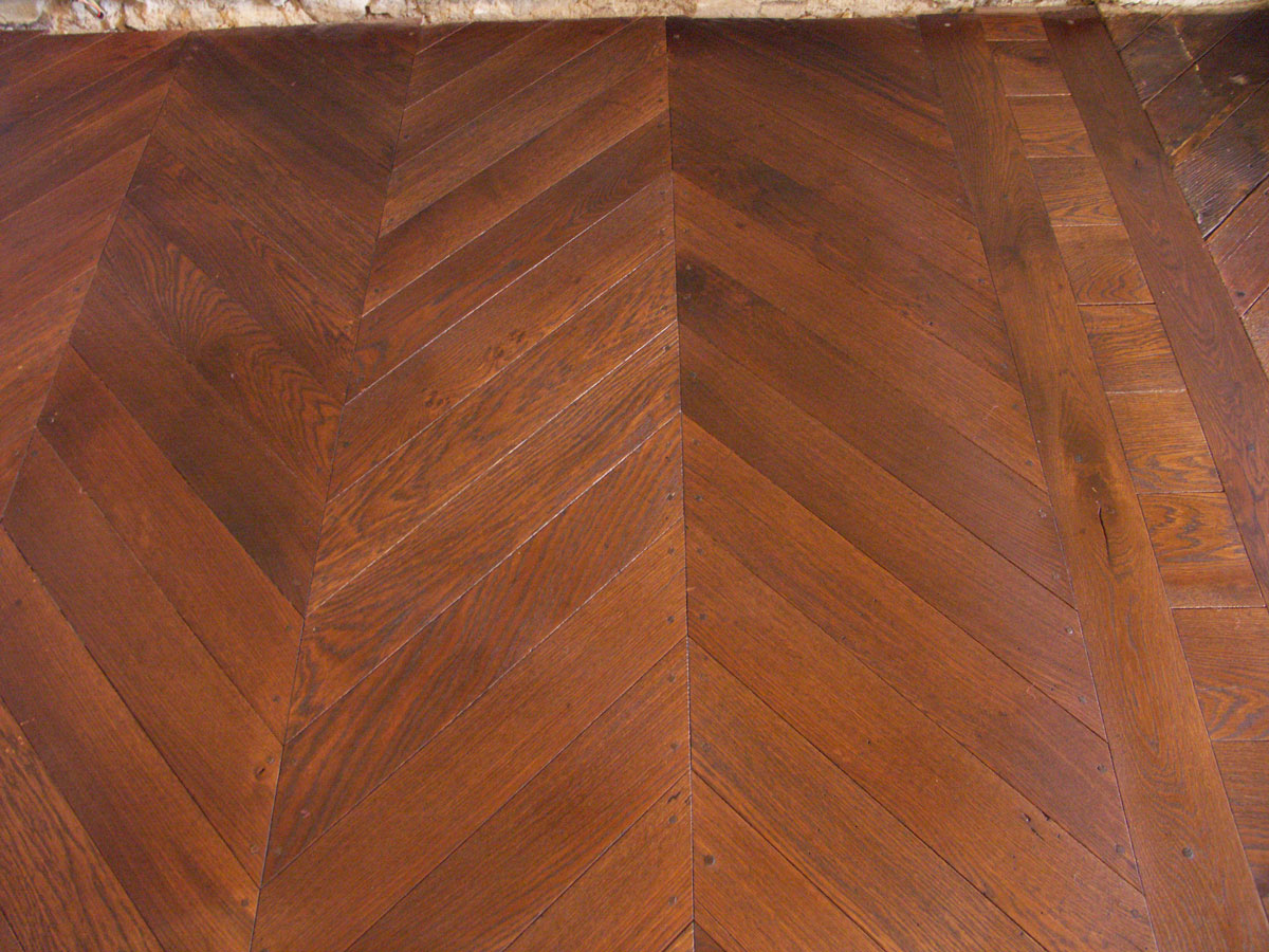 parquet point de hongrie fini un parquet point de hongrie l 39 ancienne n 344. Black Bedroom Furniture Sets. Home Design Ideas